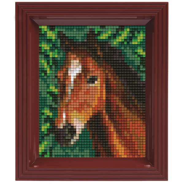 Kit Pixel Cadeau Cheval Kit Plaque Pixelhobby Ids