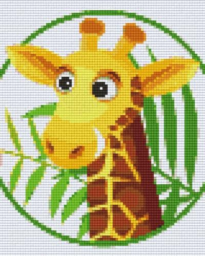 Girafe Enfant Ids Pixelhobby