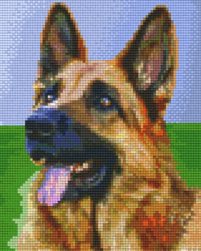 Chien Berger Allemand Animaux Ids Pixelhobby