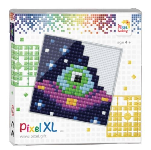 Kit Pixel Xl Soucoupe Volante Pixel Xl Kit Pixelhobby